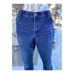 Love & Legend Skinny Jeans Med Wash
